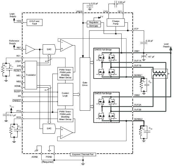 A3979应用图解